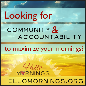 hellomornings